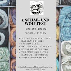 1. Schaf- und Wollfest